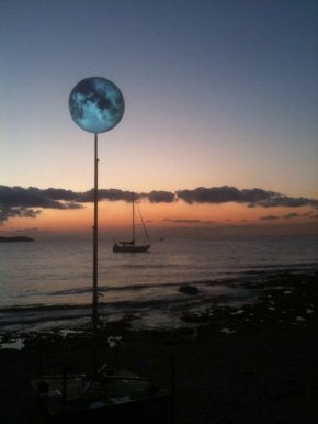 Ibiza 2009. Coronita Sunset Sessions