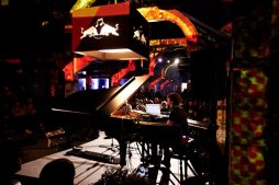 Matadero, Madrid 2011. Red Bull Music Academy.