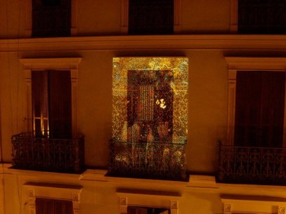 Malaga 2007. Slide 35 mm