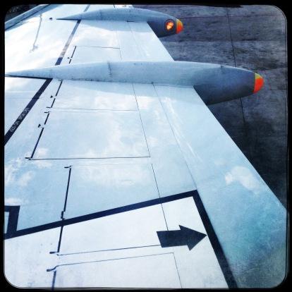 Barajas. Fokker Wing.