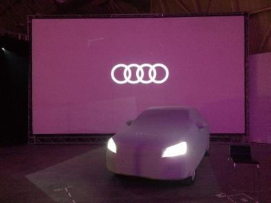 Barcelona 2016. Audi Q2
