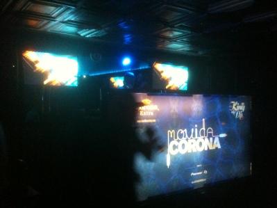 Dublin 2009. Movida Corona