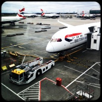 London. Heathrow