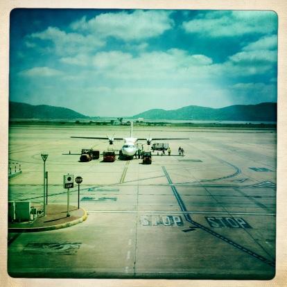 Ibiza 2012. Airport
