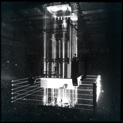 Arcade Fire. Madrid