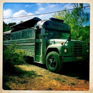 Bus. Ibiza